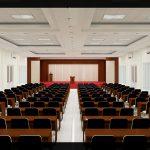 Đăm chiêu trước 4 kiểu ghế hội trường được ưa chuộng nhất