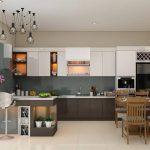 Lợi ích của việc thiết kế nội thất phòng bếp trong gia đình