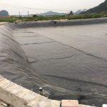 Hồ khí sinh học phủ bạt hdpe